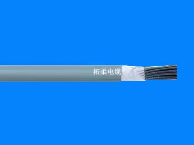 FD高柔性拖链电缆耐油TRVV电缆